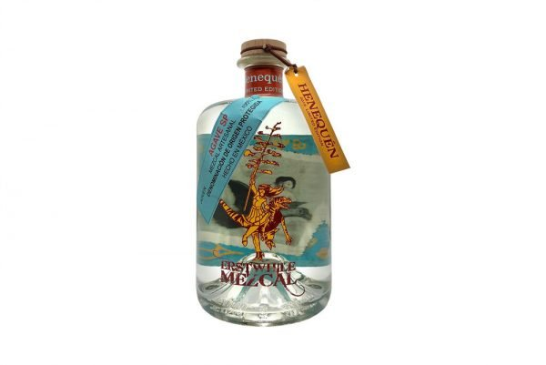 First Artisanal Henequén Mezcal in the US Market
