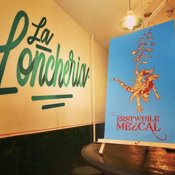 La Lonchería + Erstwhile = Best NYC Mezcal Monday
