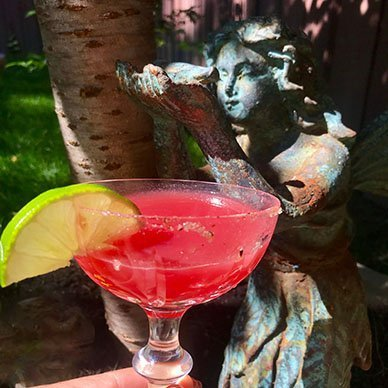 Erstwhile Watermelon Margarita